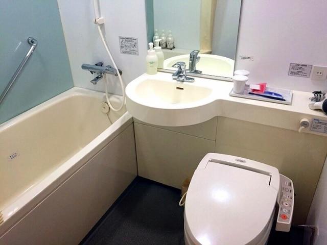 キレイなトイレユニットバス