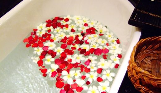お風呂にゆっくり浸かることが、便秘解消におすすめ!