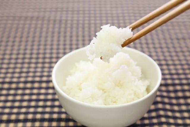 炊いた白米