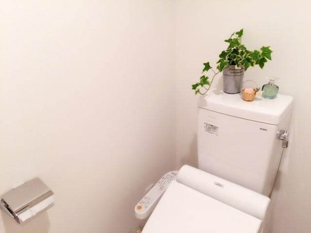 トイレの部屋