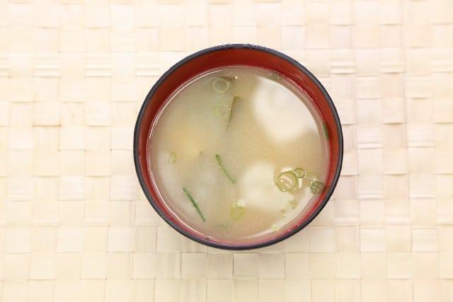 わかめの味噌汁